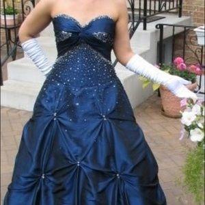 Womens Belle Inspired Prom Dress On Poshmark